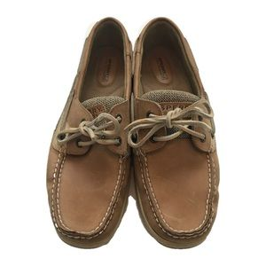 Sperry Top Sider Leather Women's Boat Shoe 9.5